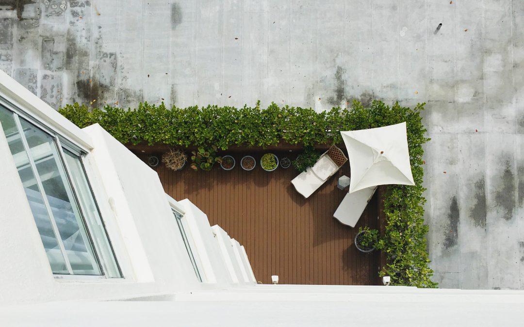 Vanjski podovi i moderna vrtna arhitektura